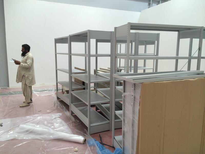 montaje de estanterias metalicas internacional montajes m3