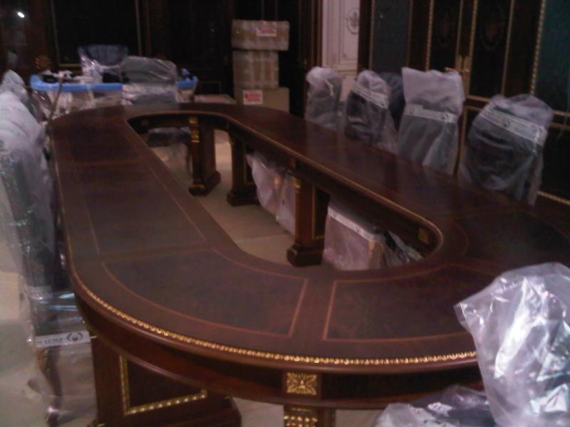 montaje de mesas de juntas    montajes m3