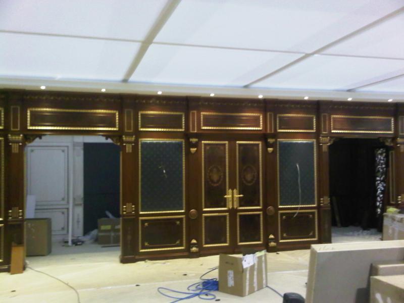 montaje de paneles tapizados   montajes m3