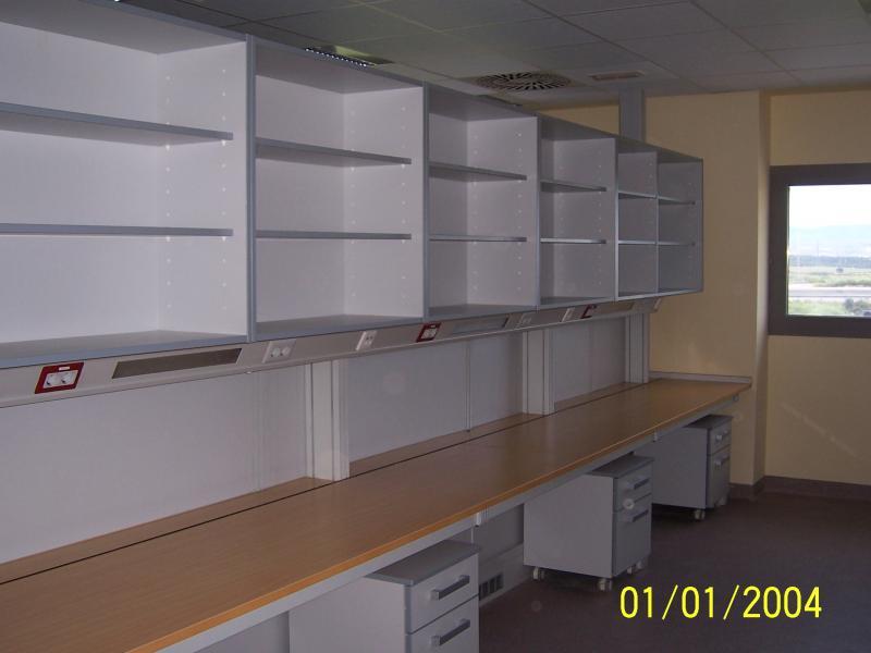 montaje de mobiliario cientifico contract montajes m3