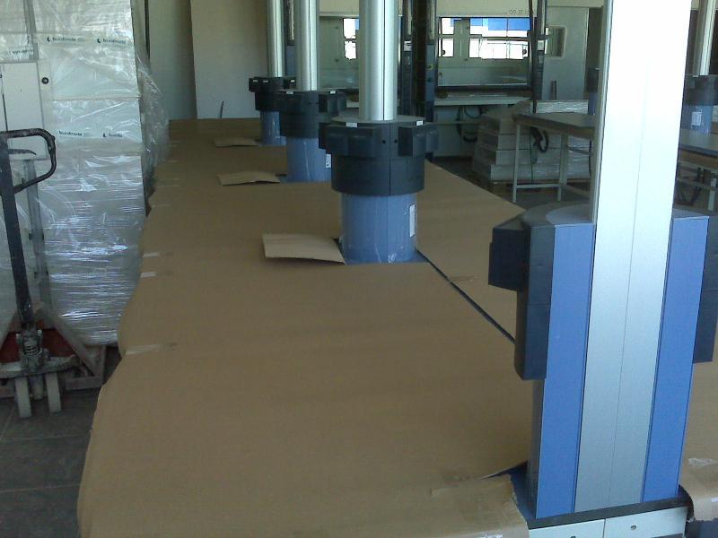 montaje de laboratorios en universidades montajes m3
