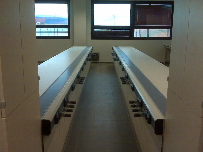 montaje de salas blancas montajes m3