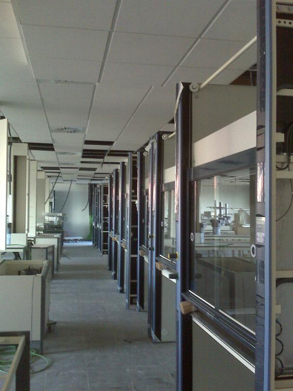 montaje de vitrinas de gases montajes m3