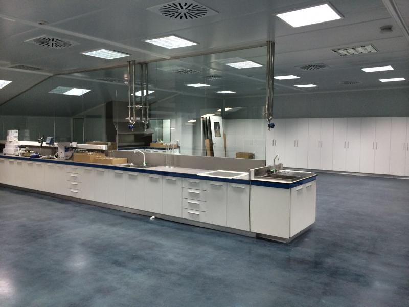 desmontaje de laboratorios montajes m3