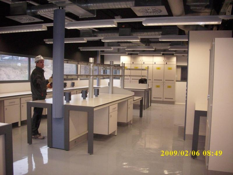 montaje e instalacion de laboratorios en arabia montajes m3