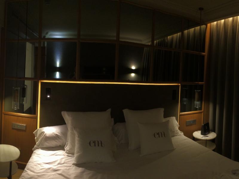montaje de mobiliario en hotel Barceló   montajes m3