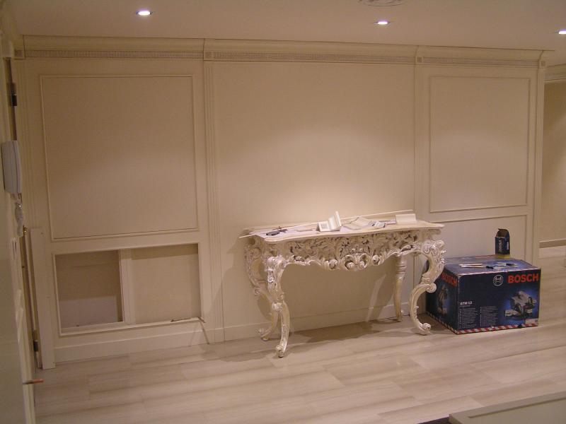 montaje de mobiliario clasico    montajes m3