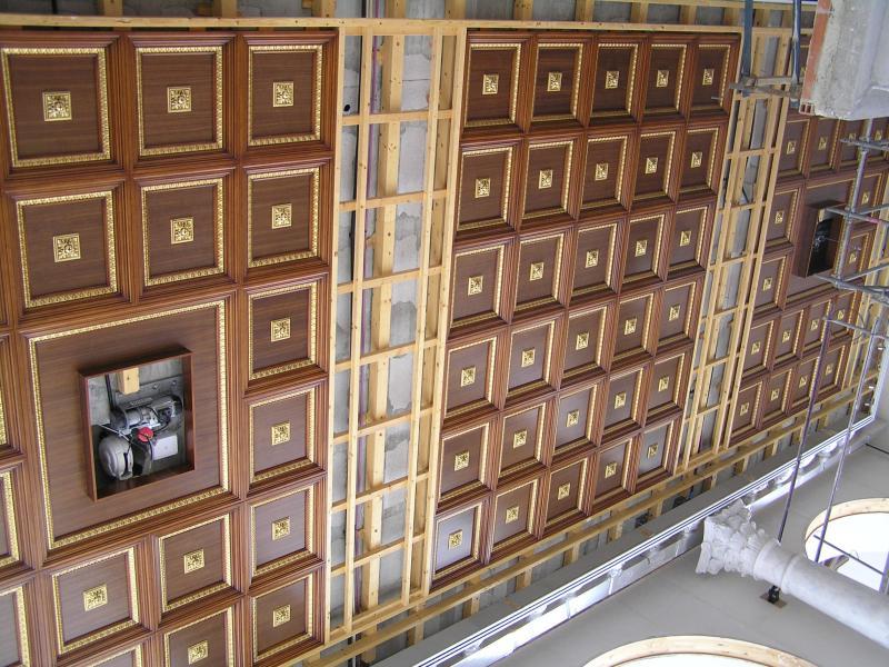 instalacion de mobiliario de alta decoracion  montajes m3