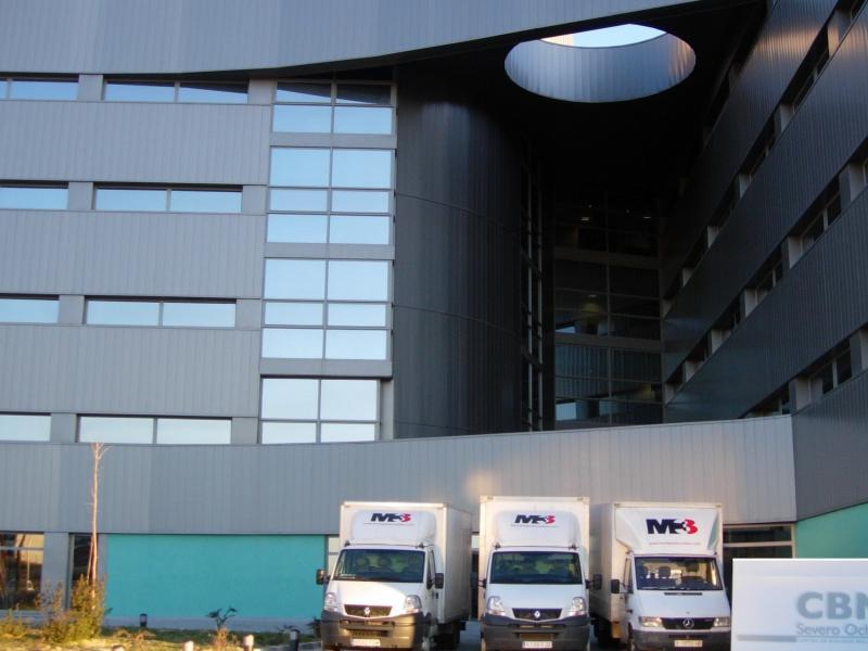 montaje de muebles camiones MONTAJESM3